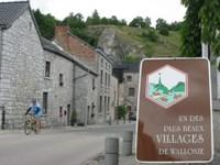 Sossoye, un des plus beaux villages de Wallonie