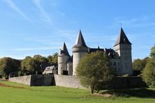 Anthée - Château de Fontaine