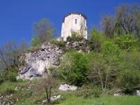 Château d'Auberoche à Le change
