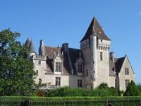 Château des Milandes à Castelnaud la Chapelle