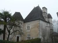 Château de Lascoux à Celles