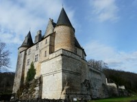 Château Montastruc à Lamonzie Montastruc