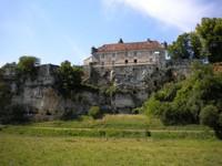 Château d'Aucors à Beaussac
