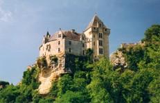 Château de Montfort à Vitrac