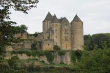 Chateau de Salignac à Salignac Eyvigues