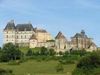 Château de Biron à Biron