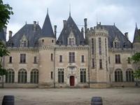 Château de Montaigne à Saint Michel de Montaigne
