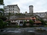 Château de Bourdeilles à Bourdeilles