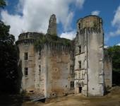 Château de l'Herm à Roufignac Saint Cernin de Reilhac
