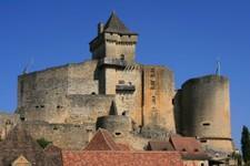 Châteaunde Castelnaud à Castelnaud la Chapelle