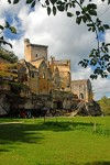 Château de Commarque à les Eysies de Tayac