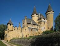 Château de Puymartin à Marquay