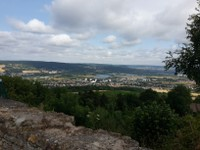 Panorama Butte de Mousson 2