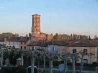 Lombez - Eglise