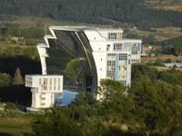 Four solaire d'Odeillo