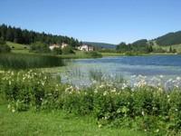 Lac de lamoura