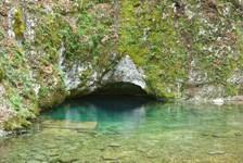 Source Bleue - Montperreux