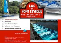 Lac de Pont l'Évêque