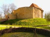 Crevecoeur et son chateau