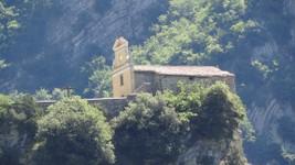 N D de la Menour entre Sospel et Turini