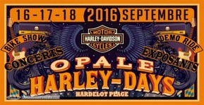 Hardelot (harley opale days)