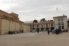 L'hôtel Ermita Sancho Abarca