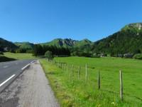 route du Puy de Sancy