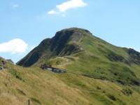 Puy Mary dans le Cantal