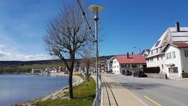 Le village de Le Pont