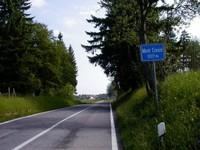 Passage du Mont Crosin