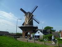 Moulin de Wijk bij Duurstede
