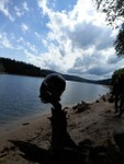 Lac de la Pierre-Percée