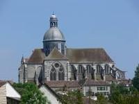 Eglise Collégiale Saint Quiriace