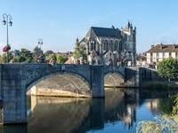 Collégiale Notre Dame et Saint Loup de Montereau