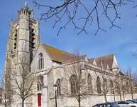 Eglise Saint Laurent à Nogent sur Seine