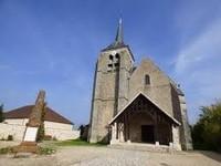 Eglise saint Pierre Crisenoy