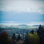 Vue sur le Mont Bland