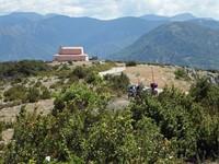 Le sanctuaire de la Madone d'Utelle
