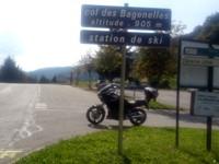 Cols Vosgiens, Bagenelles 905 metres