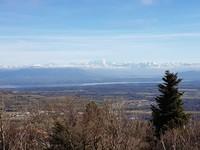 Mont-Blanc et Léman