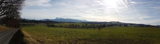 Les Alpes fribourgeoises
