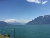 Lac Leman vers Lausanne