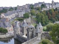 Château de FougèresF