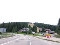 La route des crêtes (B500)