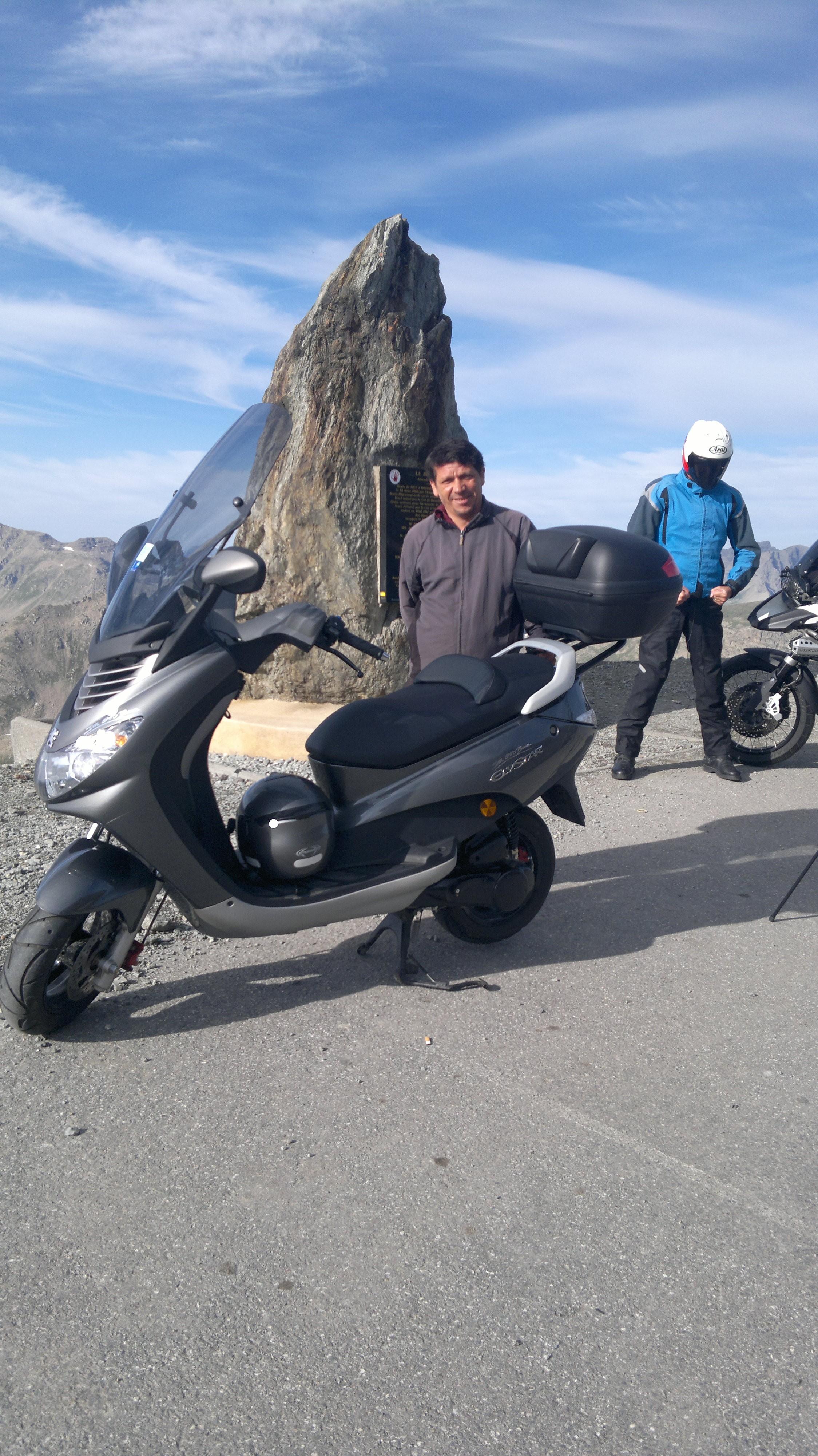 tour de france en 17 etape les balades moto communautaires moto. Black Bedroom Furniture Sets. Home Design Ideas