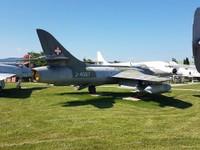 Hunter des Force Aérienne Suisse
