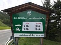 Montée du Grossglockner