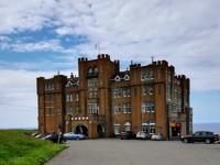 Tintagel, et le chateau de Kamelott