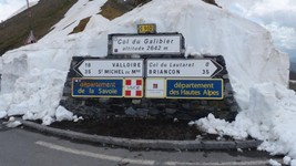 Col du Galibier - 2642 m