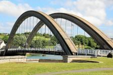 Pont Canada Treguier